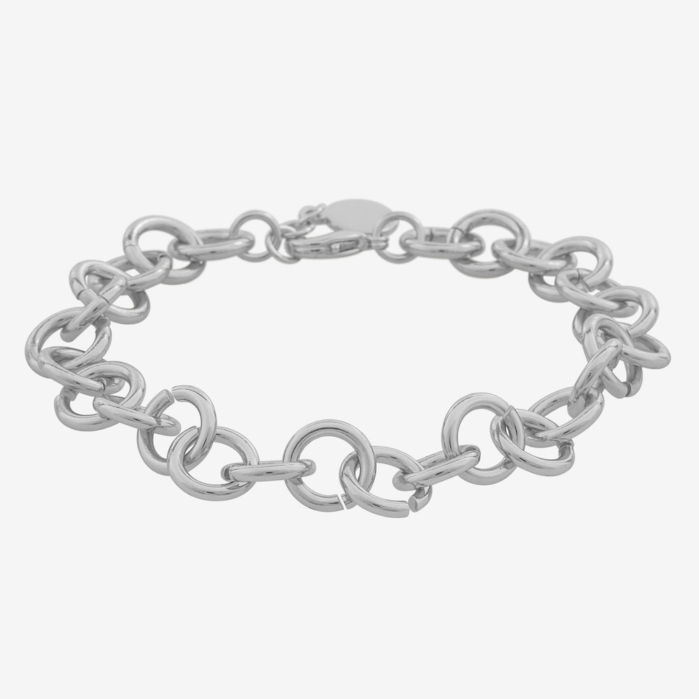 Linked Small Chain Bracelet