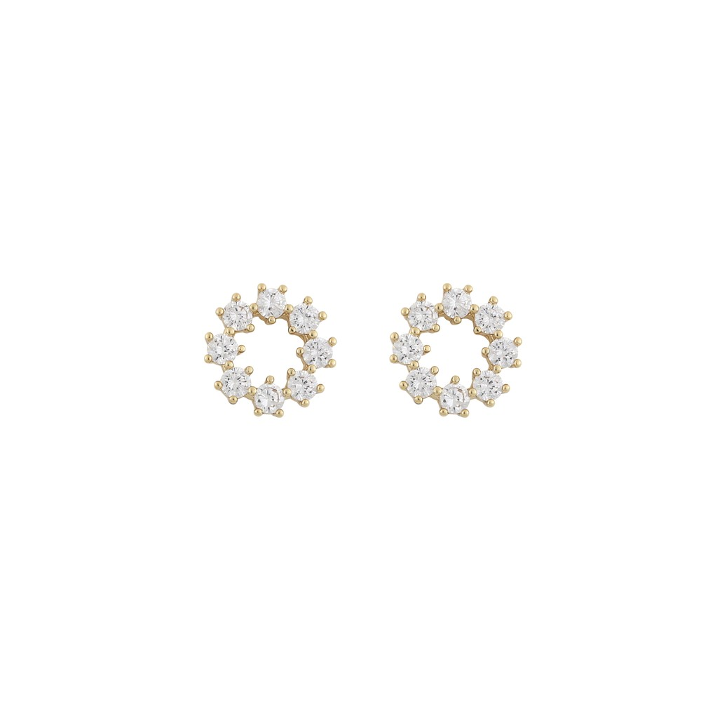 Lurie Round Earring