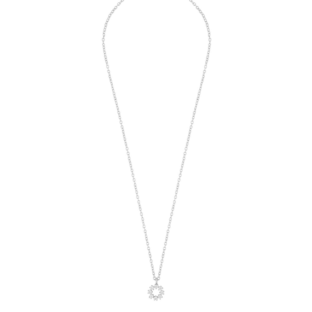 Lurie Round Pendant Necklace