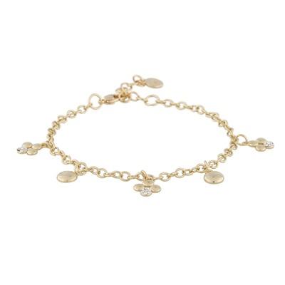 Lurie Small Charm Bracelet