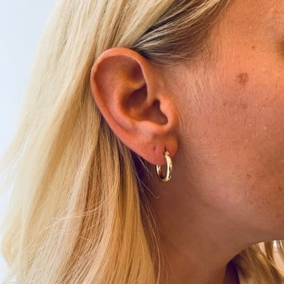 Lurie Small Ring Earring