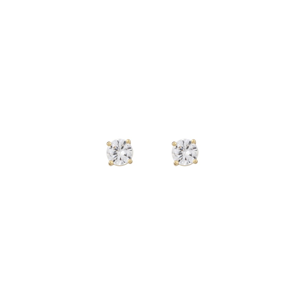 Lurie Small Stone Earring