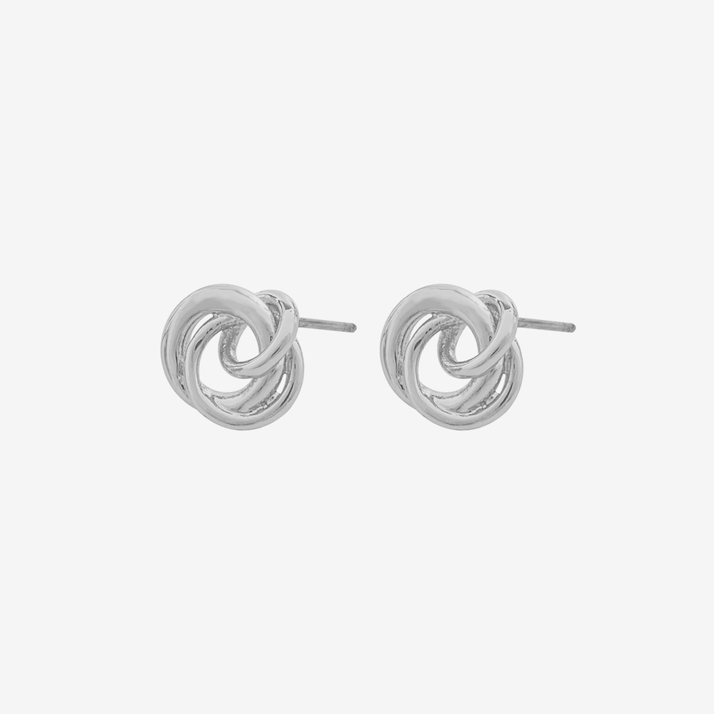 Linked Small Earring