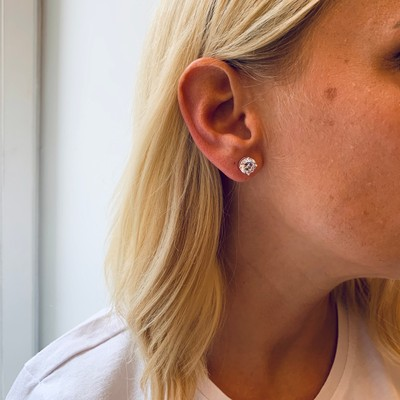 Lurie Stone Earring