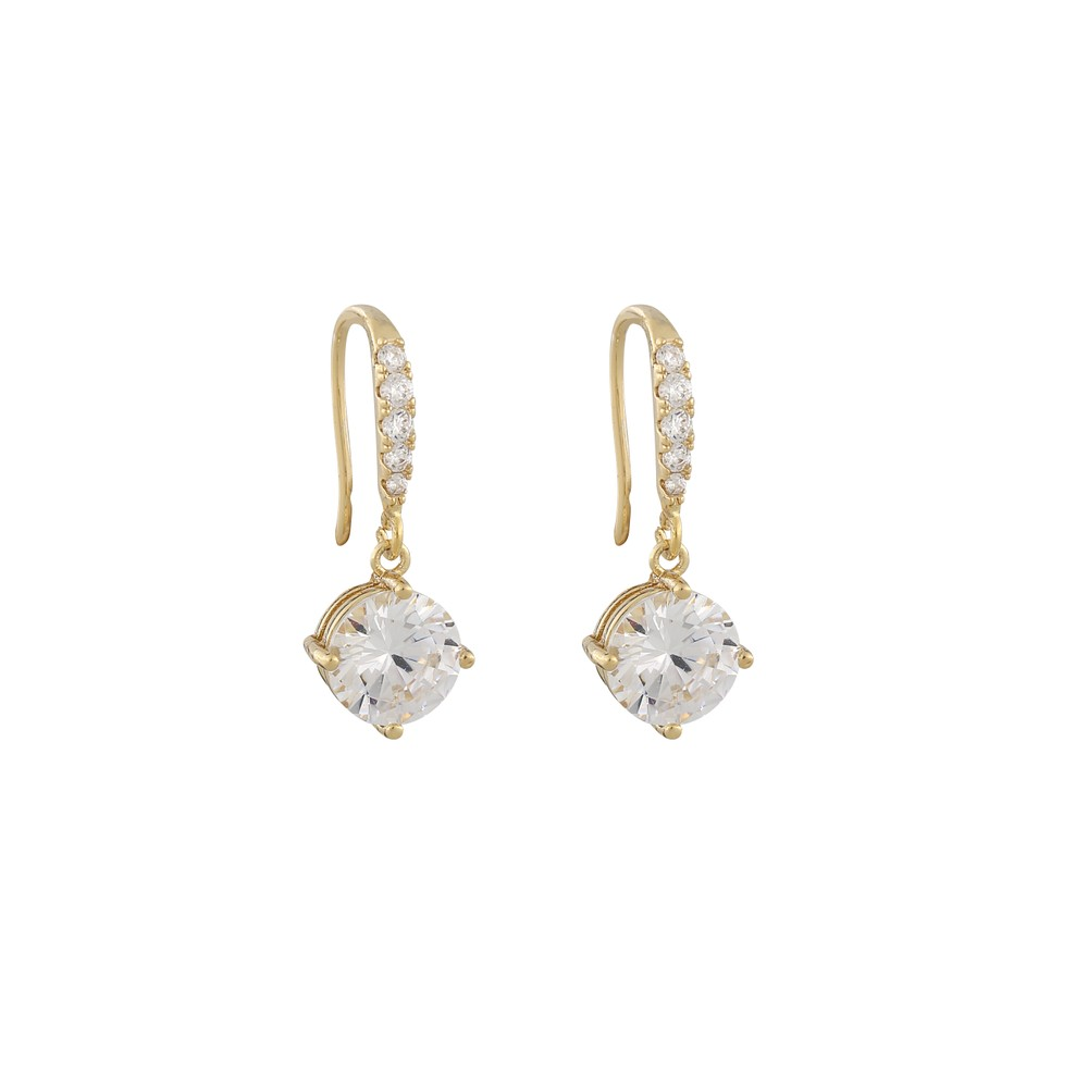 Lurie Stone Pendant Earring