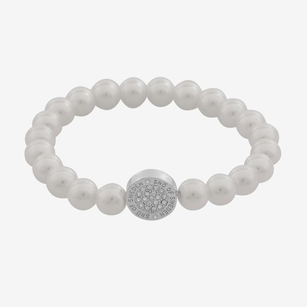 Luna Pearl Elastic Bracelet