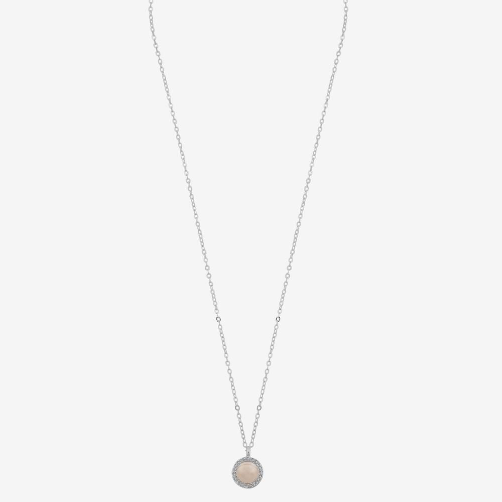 Daria Pearl Pendant Necklace