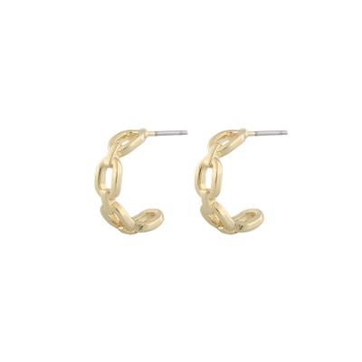 Anchor Ring Earring