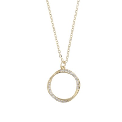 Bessie Pendant Necklace