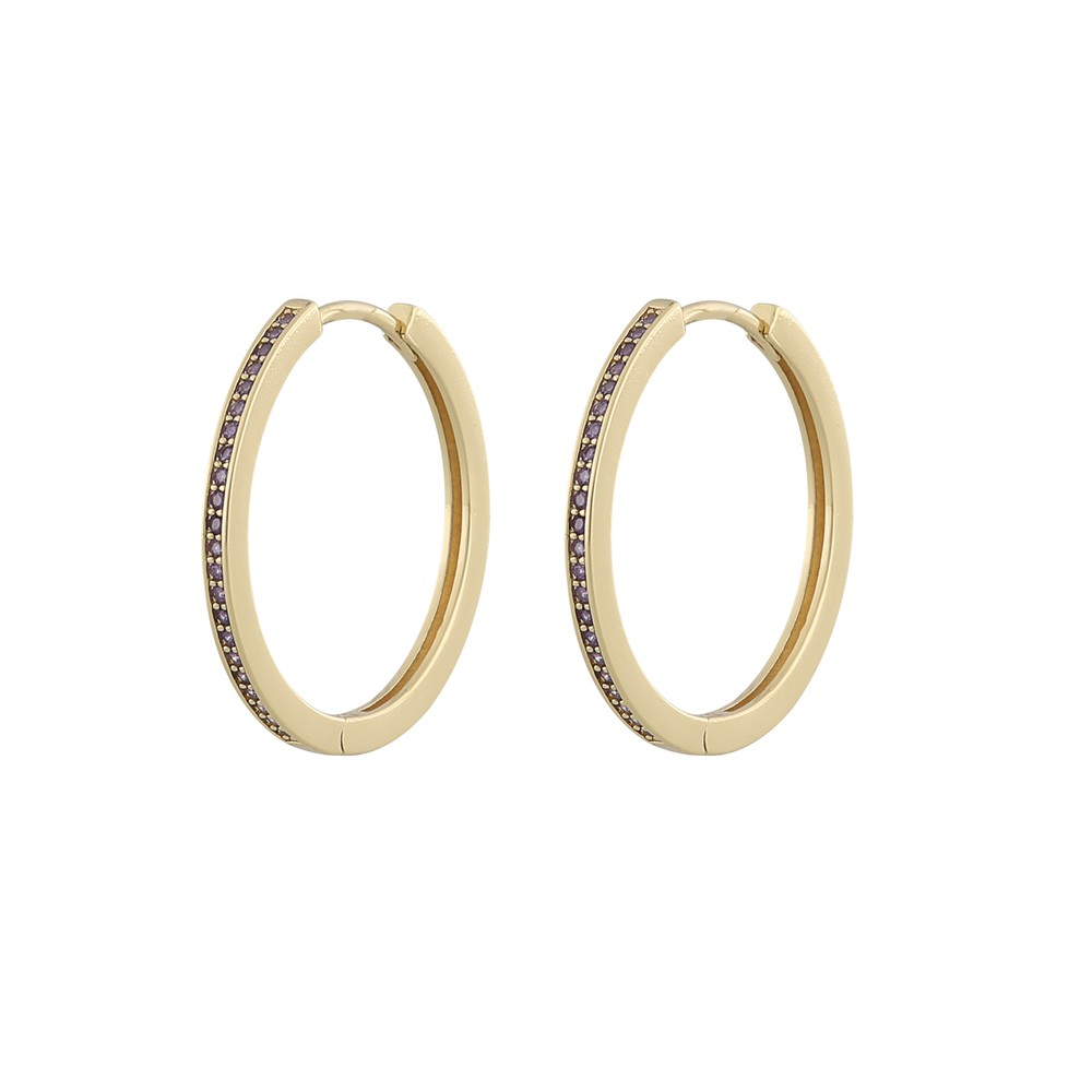 Camille Big Ring Earring