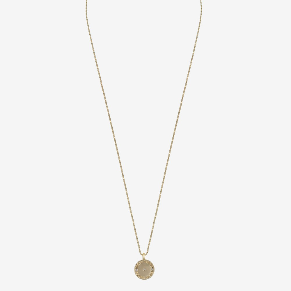 Luna Pendant Necklace