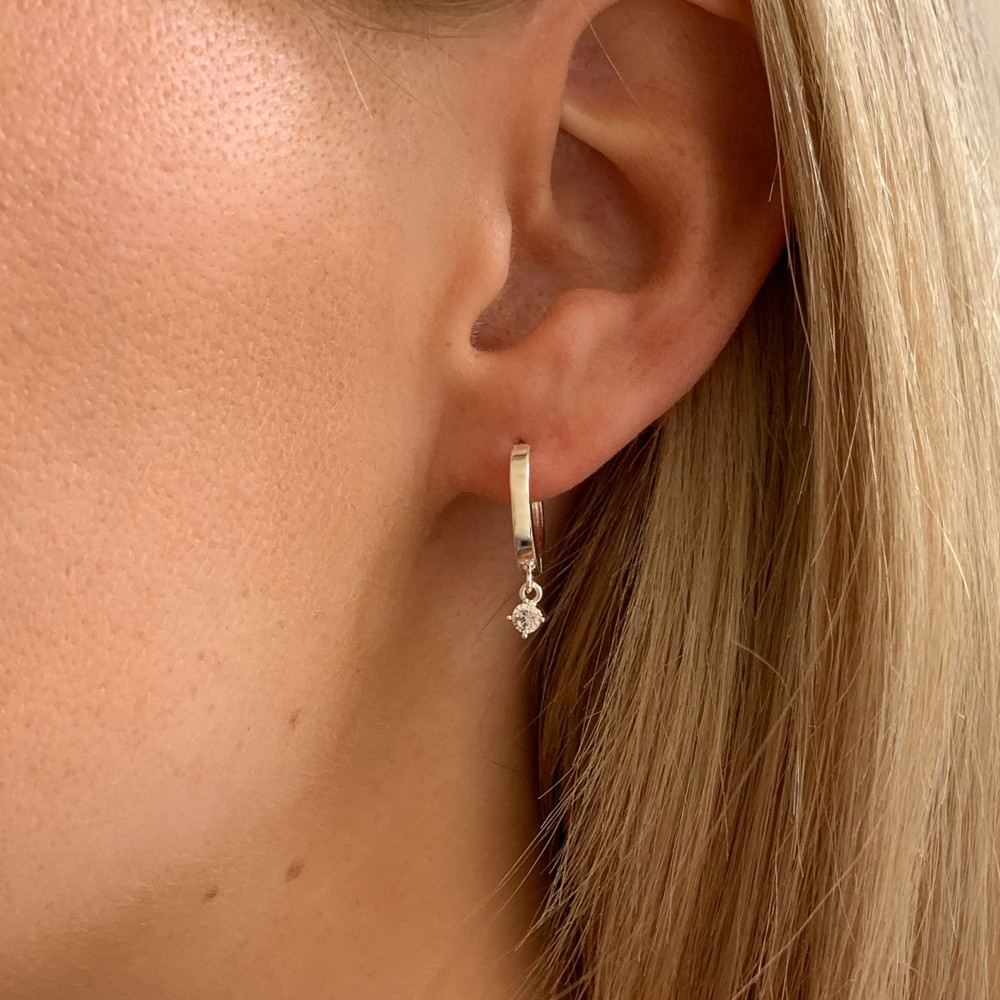 Camille Small Ring Earring