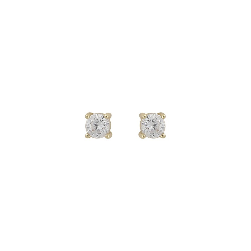 Camille Small Stone Earring