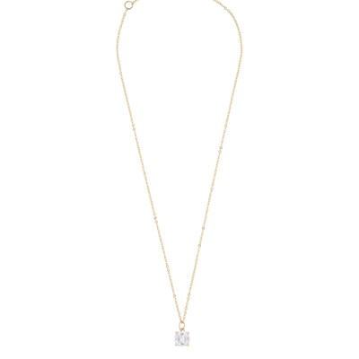 Camille Stone Pendant Necklace