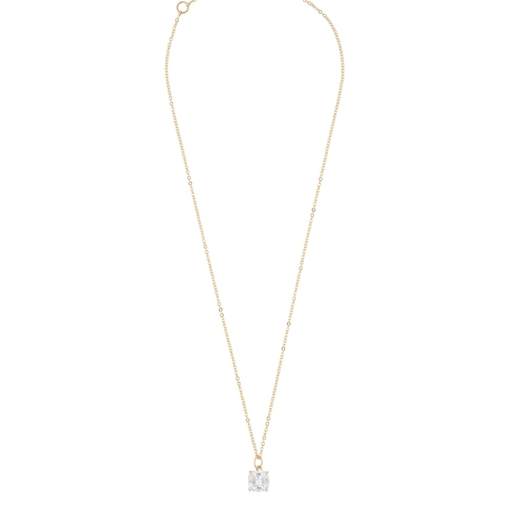 Camille Stone Pendant Necklace