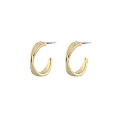 Elma Oval Earring