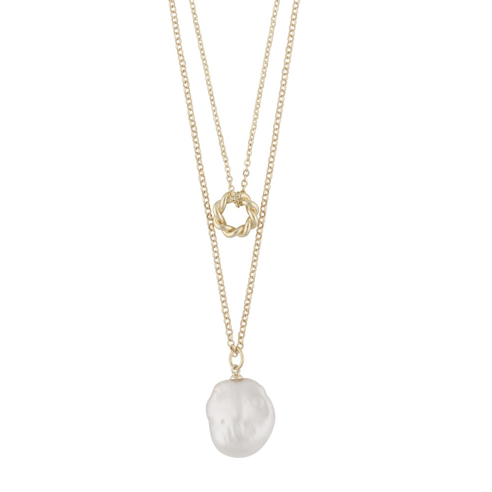 Marion Double Necklace