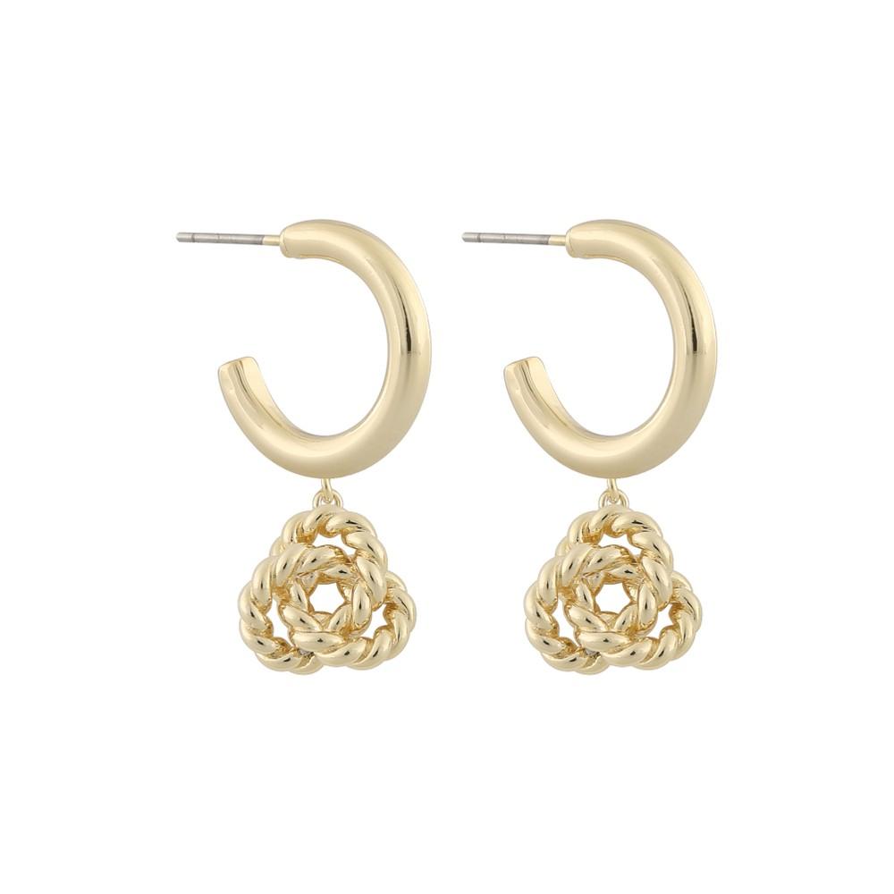 Marion Pendant Earring