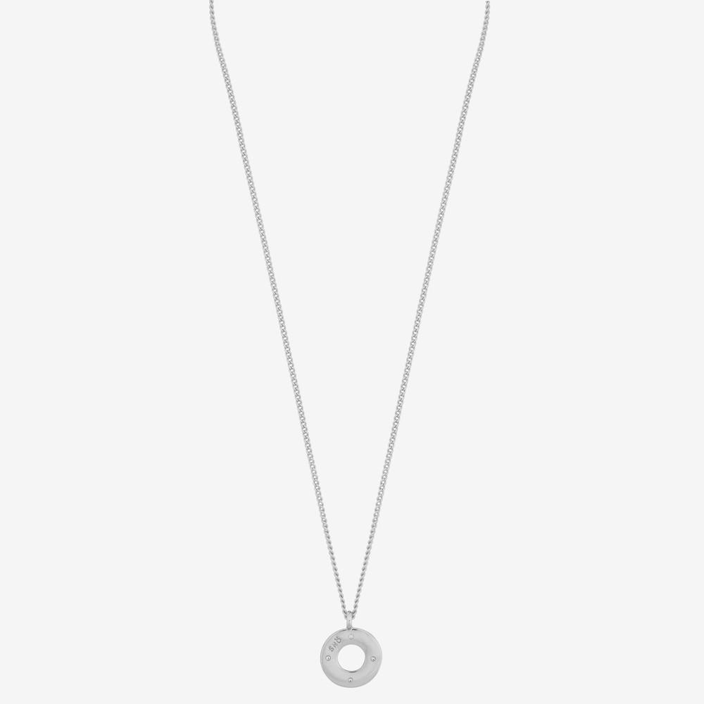 Time Pendant Necklace