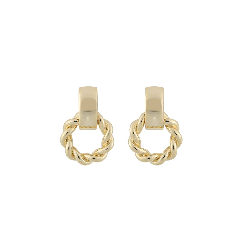 Marion Small Pendant Earring