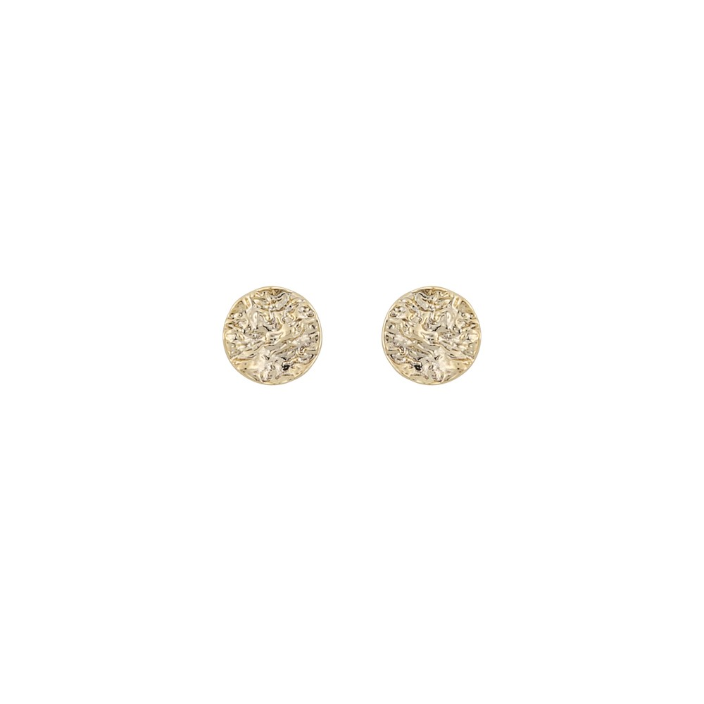 Rue Small Coin Earring