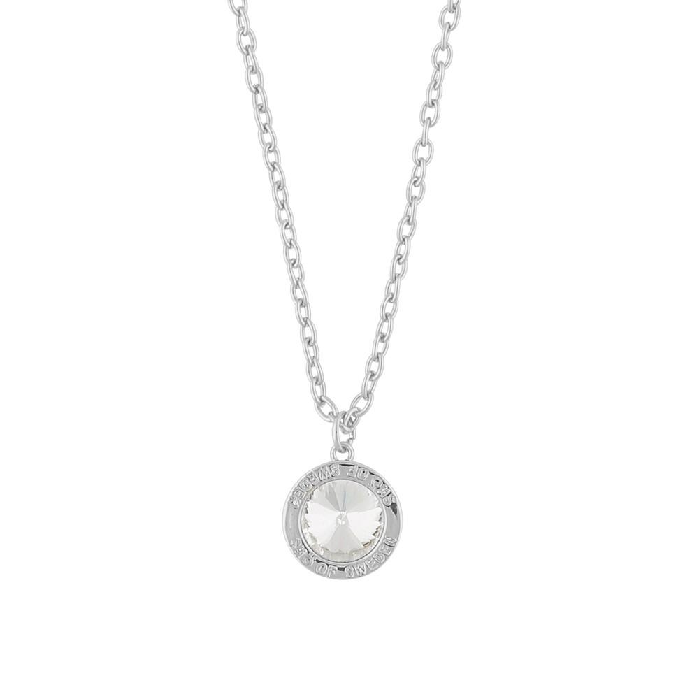 Twenty Pendant Necklace