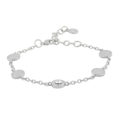 Twenty Small Chain Bracelet