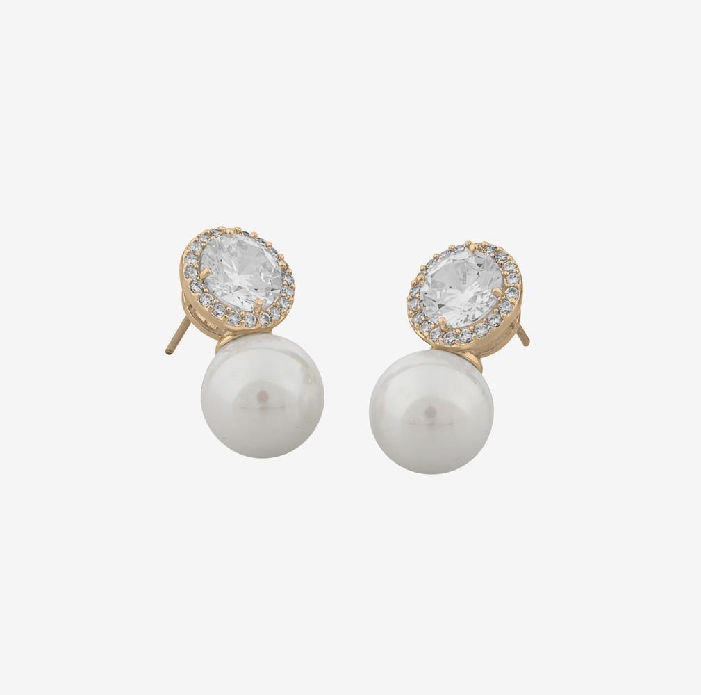 Lex Pearl Earring