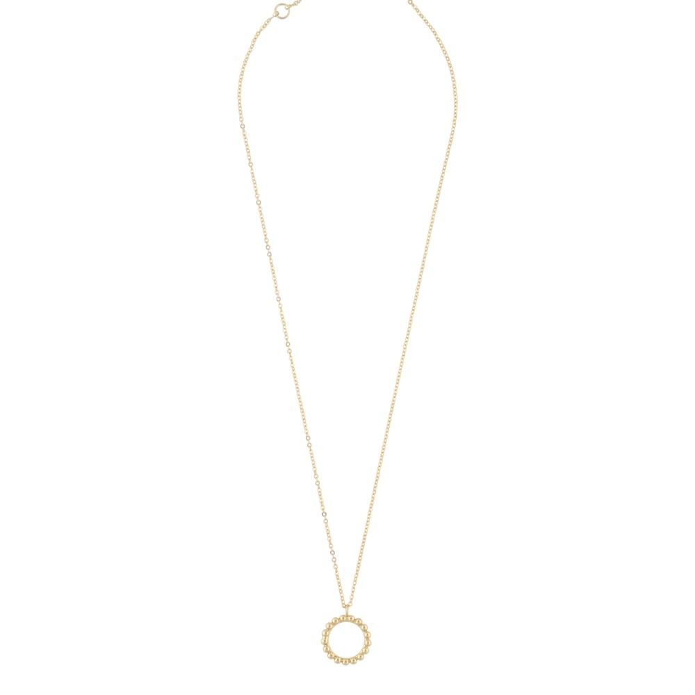 Point Pendant Necklace