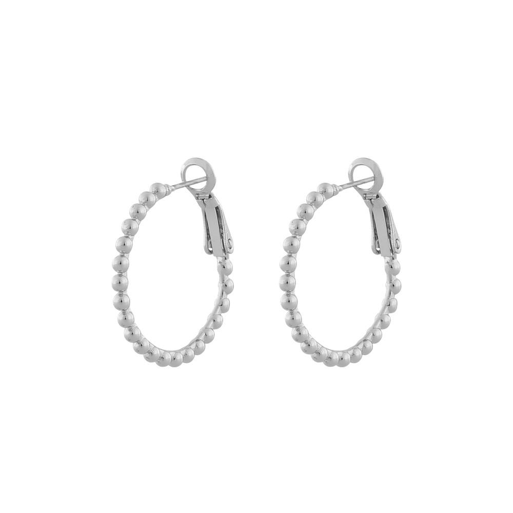 Point Ring Earring