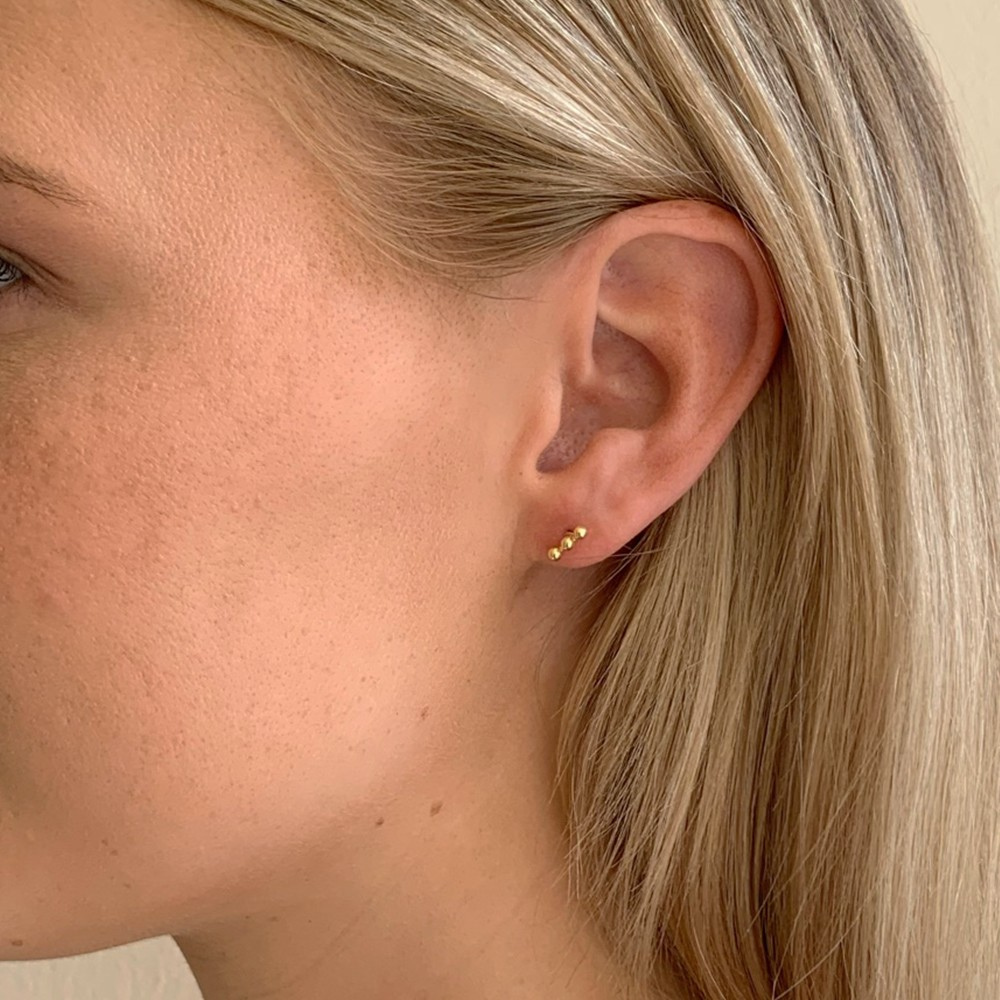 Point Small Earring