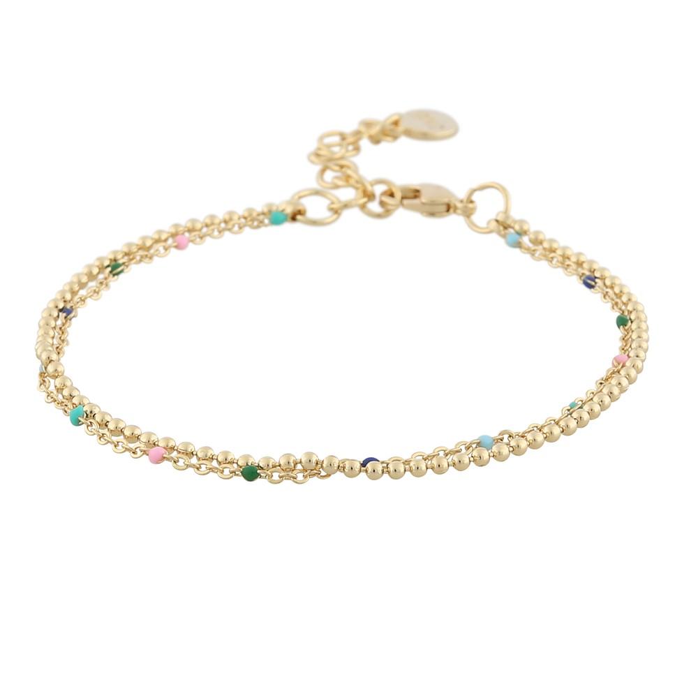 Blossom Bracelet Double