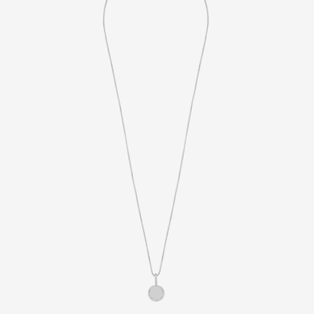 Love Small Pendant Necklace Stone