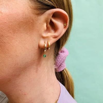 Blossom Small Flash Earring