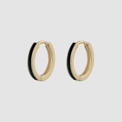 Blossom Small Ring Earring