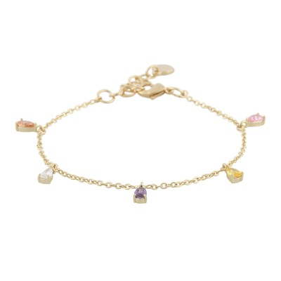 Clementine Charm Bracelet