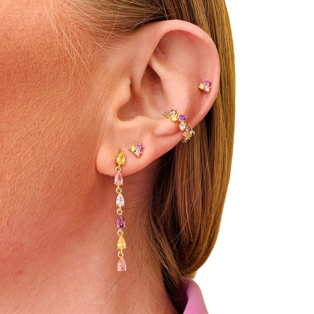 Clementine Long Earring