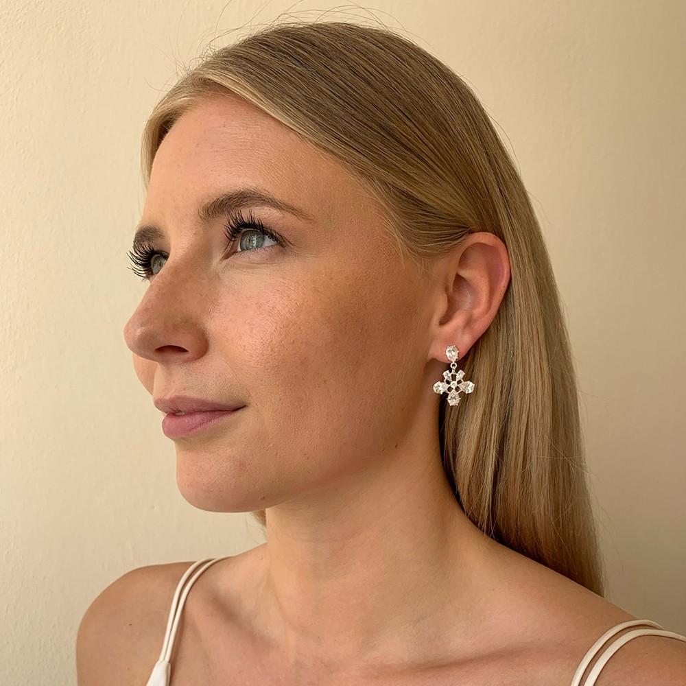 Clementine Pendant Earring
