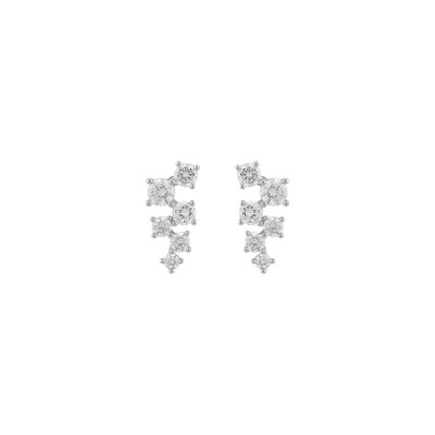 Clementine Stone Earring