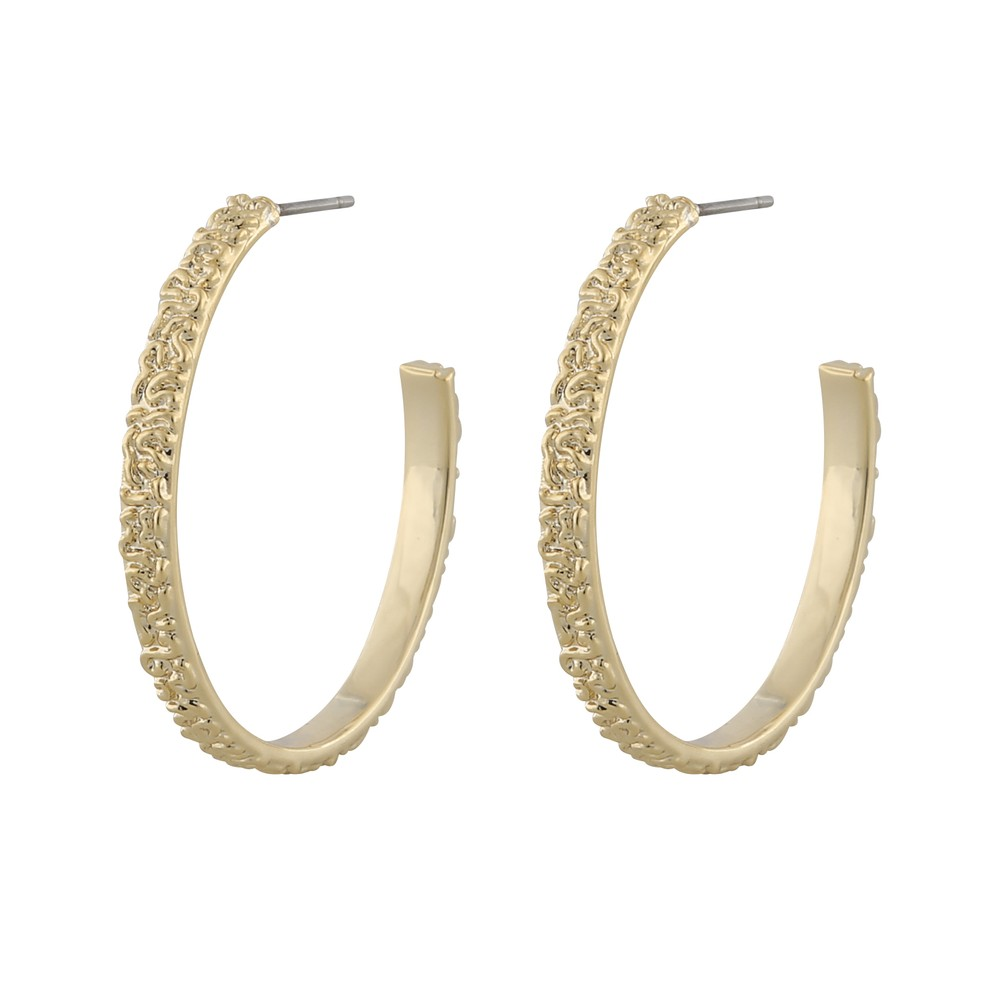 Day Ring Earring