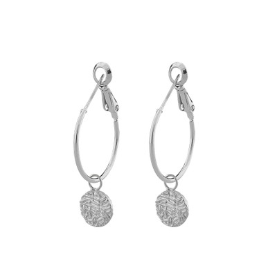 Day Round Earring