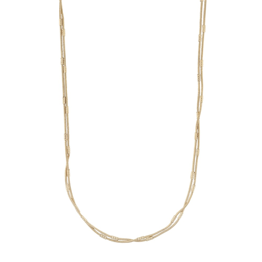 Day Small Double Necklace