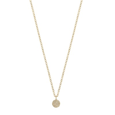Day Small Pendant Necklace