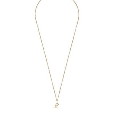 Fling Branch Pendant Necklace