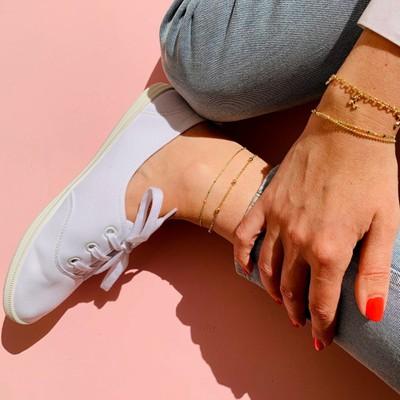 Fling Cherry Charm Bracelet