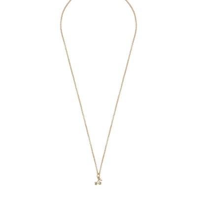 Fling Cherry Pendant Necklace