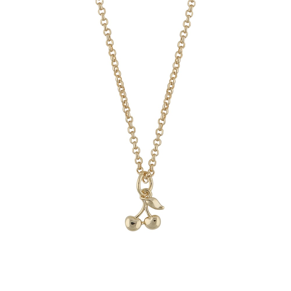 Fling Cherry Ependant Necklace