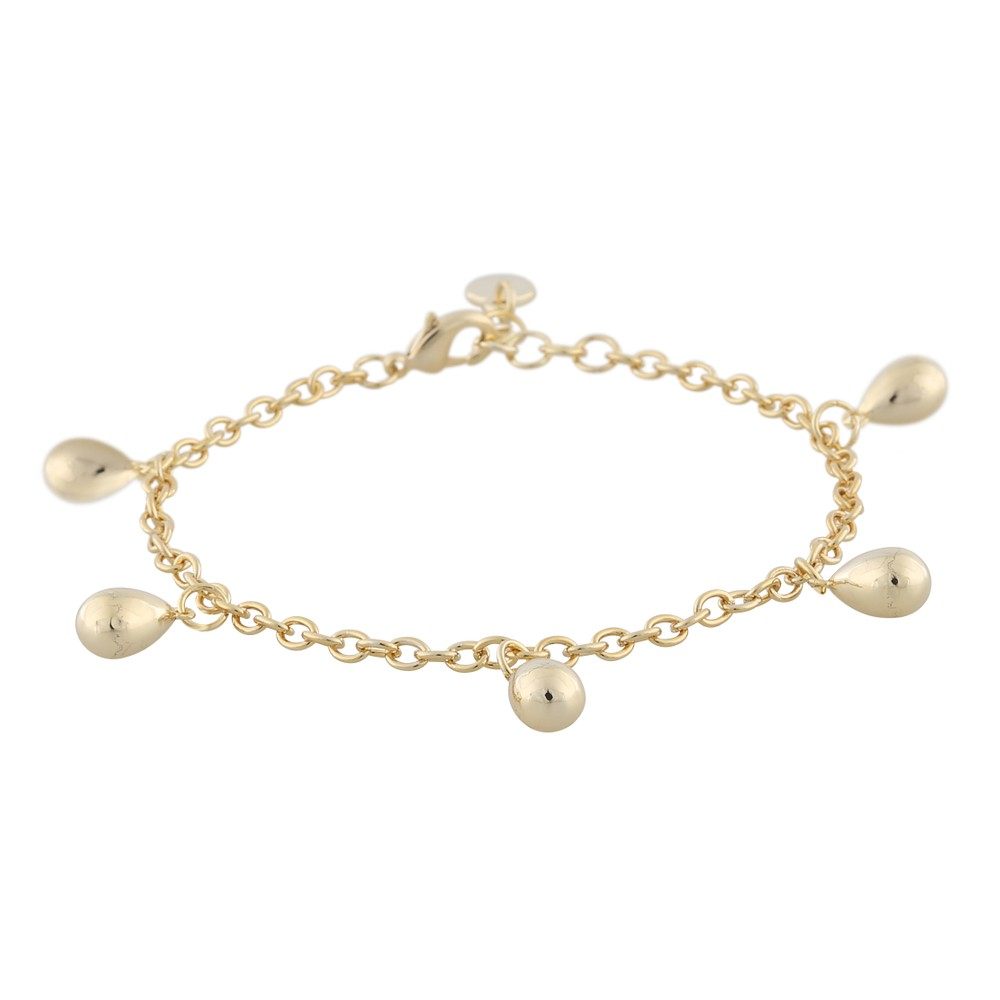 Fling Drop Charm Bracelet