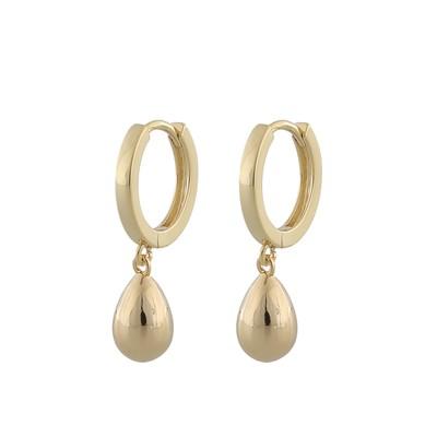 Fling Drop Ring Earring