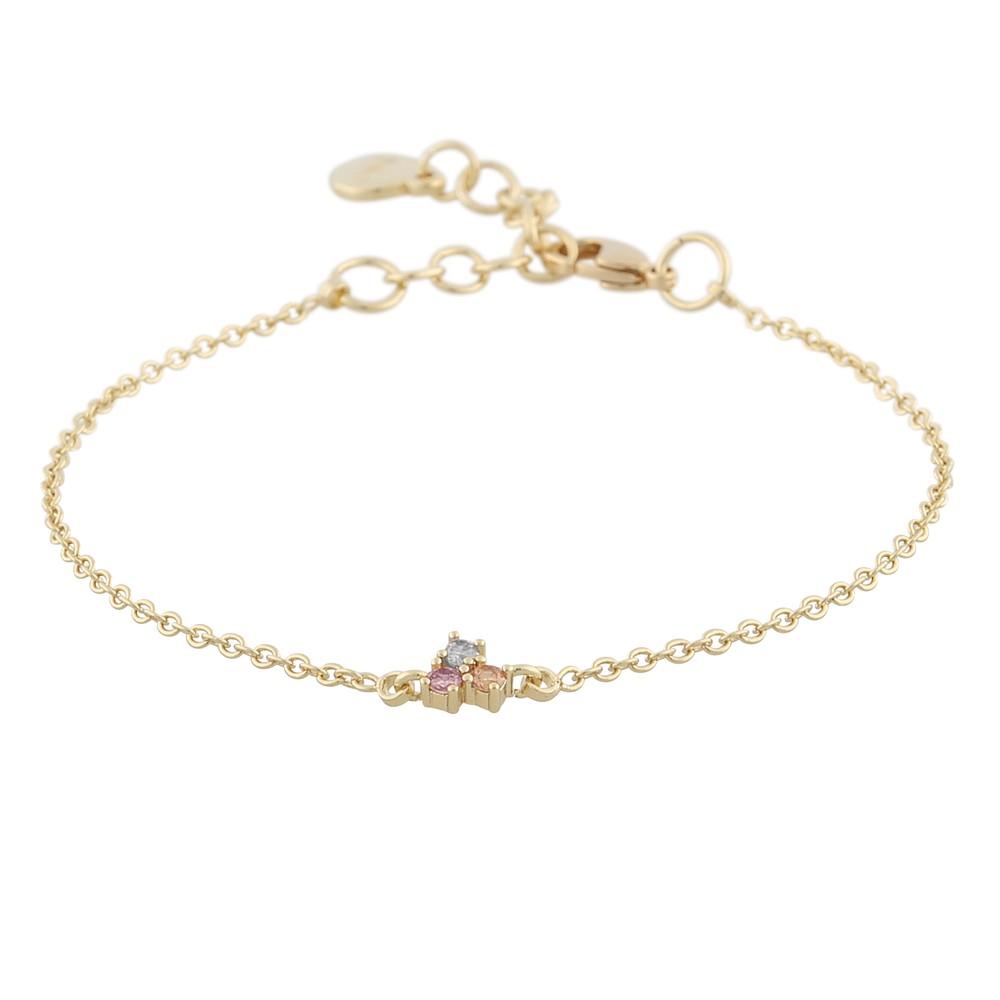 Clementine Chain Bracelet